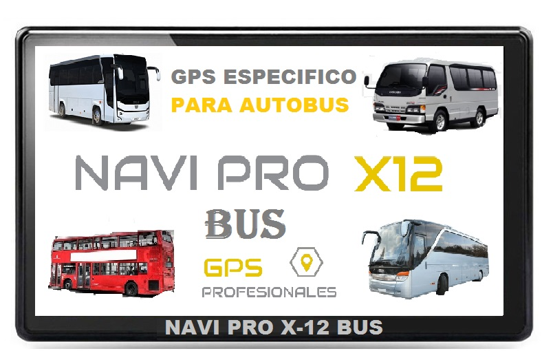 NUEVO NAVI PRO X-12 BUS